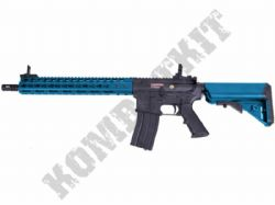 "ST-GBB10ABK M4 13"" Keymod Airsoft Rifle Gas Blowback BB Machine Gun Black & 2 Tone"
